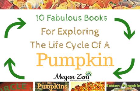 10 Pumpkin Life Cycle Books