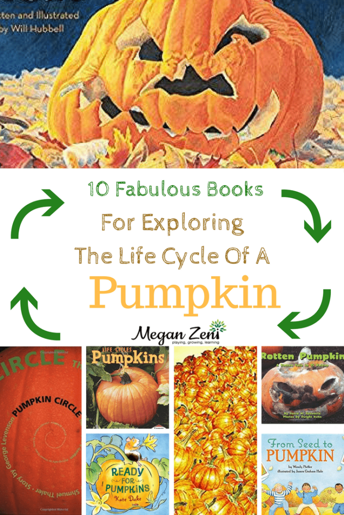 Pumpkin Life Cycle Books