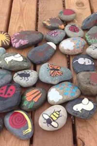 garden story stones