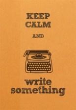 #KeepCalm #amwriting #motivation #inspiration {Megaphone Society}