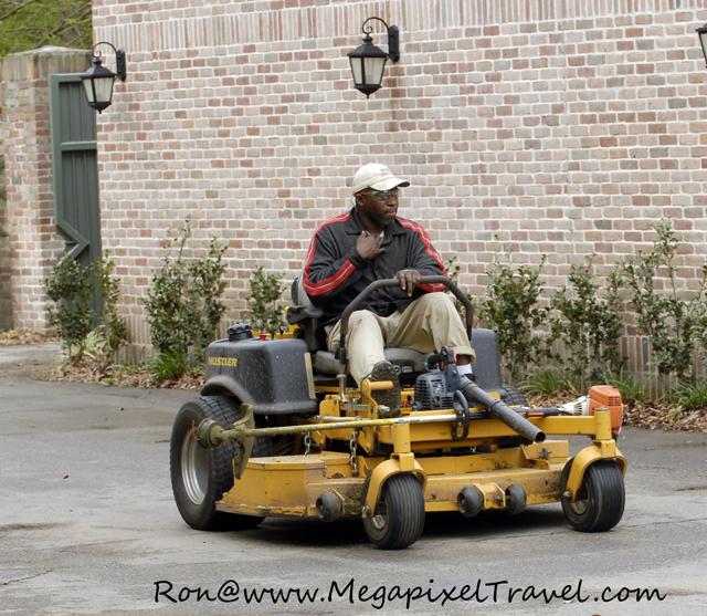 Hustler Lawnmower