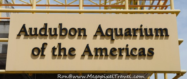 Audubon Aquarium of the Americas, New Orleans, Louisiana