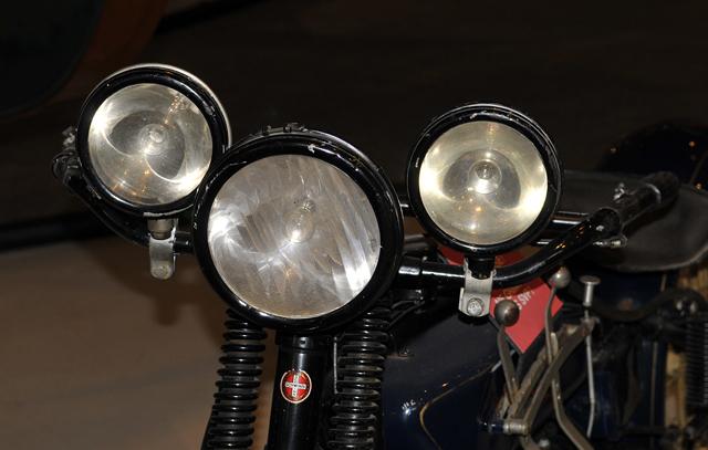 1925 Henderson Motorcycle