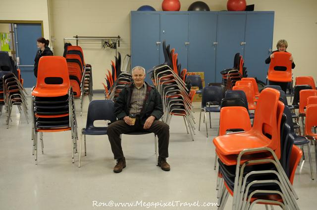 Ottawa Valley Aquarium Society Giant Auction March 2012