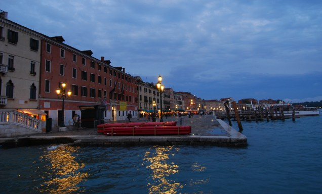 DSC_3760 - Venice Docks at Night