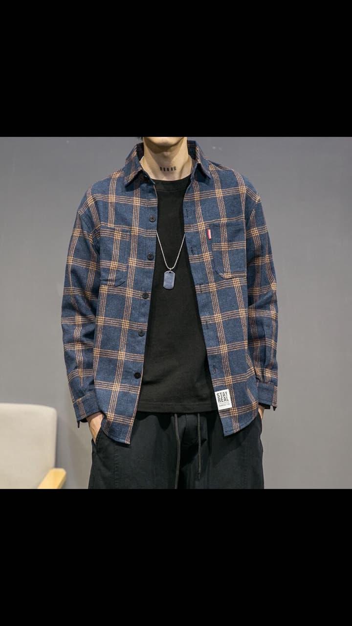 黑素t穿搭休閒襯衫 - 穿搭板 | Dcard