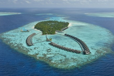 Ayada Maldives: Un ultra lujoso resort en las islas Maldivas… Verdadero ¡Veggie Heaven!