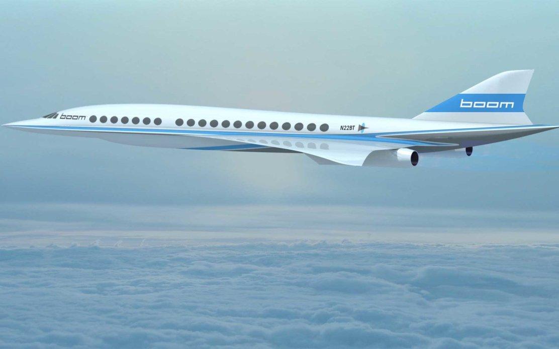 aviones supersonicos grupo Virgin-1