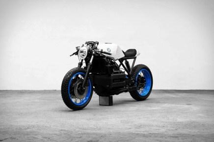 Motocicleta BMW K100 IMPULS K101