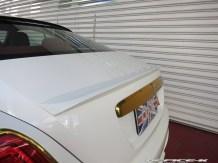 Rolls-Royce Wraith en blanco y ORO modificado Office-K