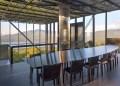 Shokan House: Jay Bargmann Diseña Espaciosa Casa Contemporánea Al Lado De Colina En Nueva York