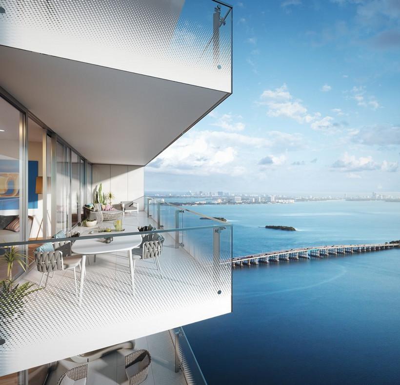 La Impresionante Torre Residencial De Lujo Missoni Baia Brillará Con Todo Su Esplendor En La Ciudad De Miami