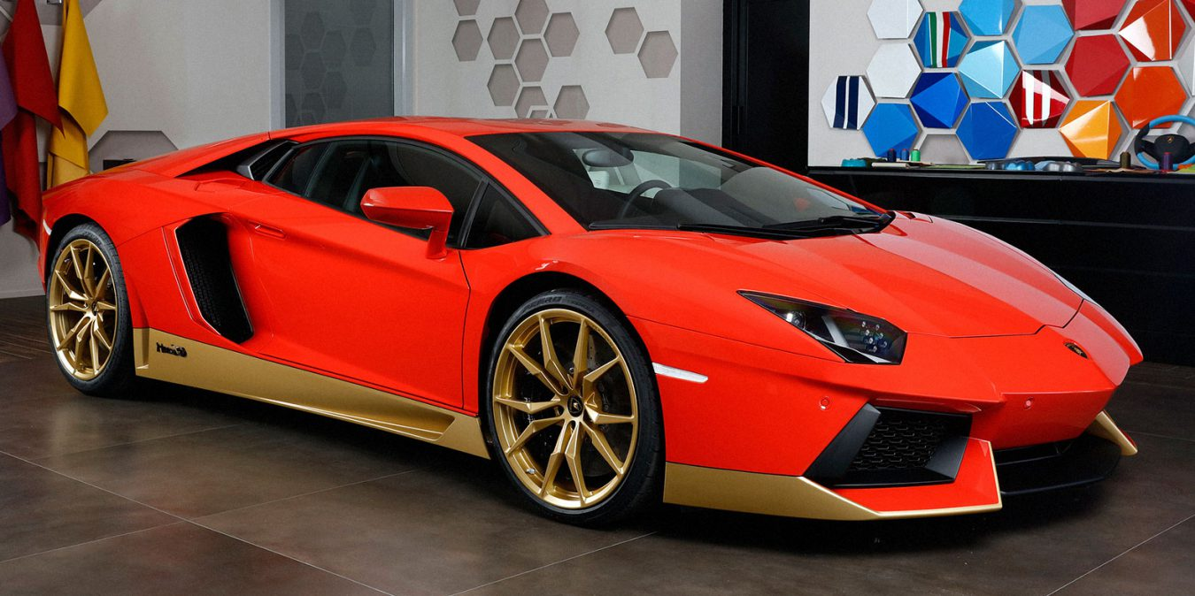 Lamborghini Aventador Miura Homage: Edición Especial