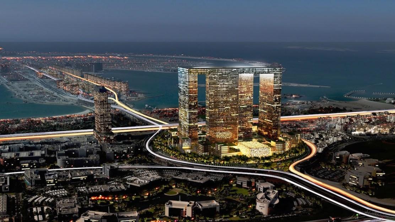 Los 10 MEGA Proyectos Arquitectónicos Más Impresionantes Del Planeta