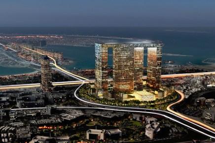 Aquí te presentamos los 10 mega proyectos arquitectónicos más impresionantes del planeta ¡En construcción!