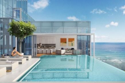 Este lujoso penthouse de $36 millones será el más caro en la historia de Hawái