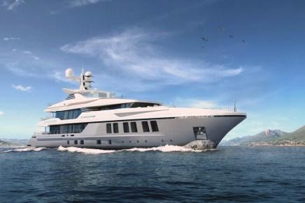 TURQUOISE 47M: ULTRA lujoso mega yate por Turquoise Yachts