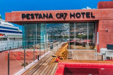 El primer hotel de Cristiano Ronaldo abrió sus puertas en Funchal, Portugal