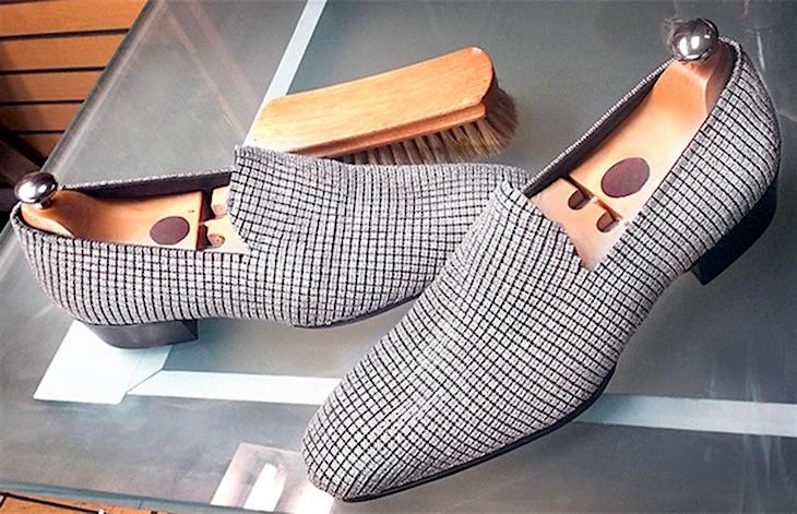 Zapatos de Tom Ford con 14.000 diamantes — Precio: $2 millones (€1.7 millones)