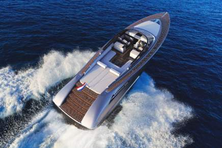 Sinot Yacht Design presenta el completamente nuevo Wajer 55 de $1.8 millones