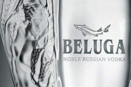Beluga Epicure – Vodka de Edición Limitada Por Lalique