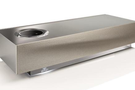 Naim Audio y Bentley se fusionan para crear estos altavoces inalámbricos de lujo que cuestan $1.500