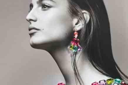 ¡Hermosas! Marie-Hélène De Taillac te enamorará con sus nuevas joyas de cristales Baccarat