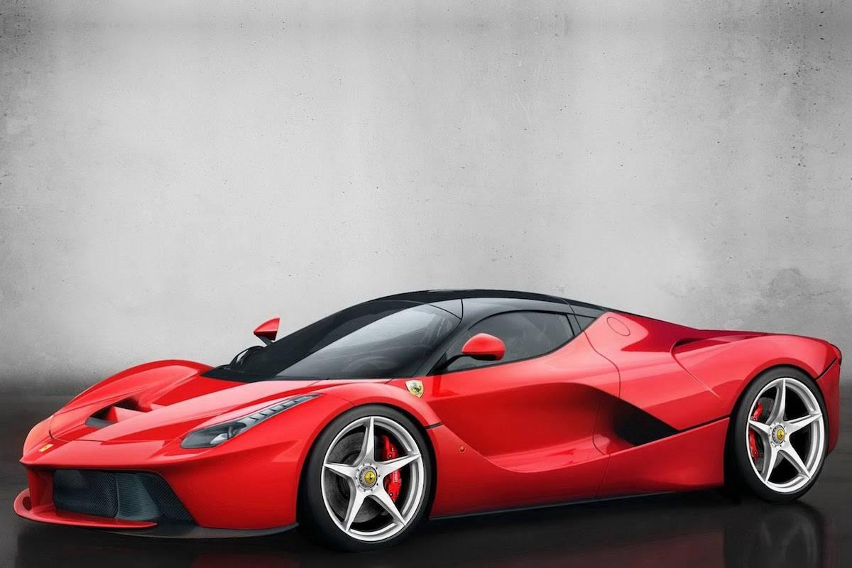 Ferrari subastará el último LaFerrari producido: No.500 — Pero todo por una buena causa