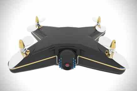 Este drone protege tu propiedad contra los intrusos