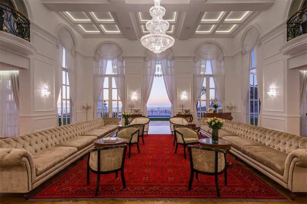 Casablanca: Entre a esta opulenta mansión de ensueño en Sudáfrica, considerada la casa más cara del país