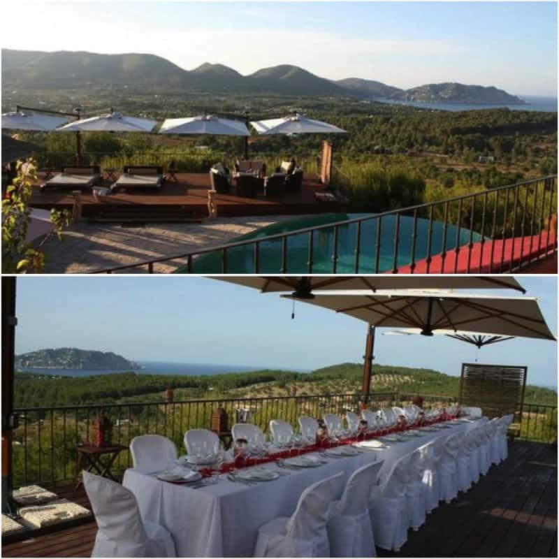 El Palacio San Carlos es una DESLUMBRANTE villa de lujo en Ibiza y puede ser tuya