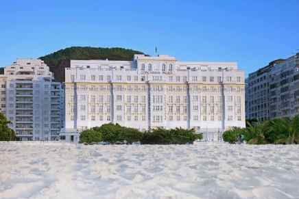 La próxima vez que visites Río de Janeiro, quédate en el lujoso Belmond Copacabana Palace, uno de los mejores hoteles en la ciudad