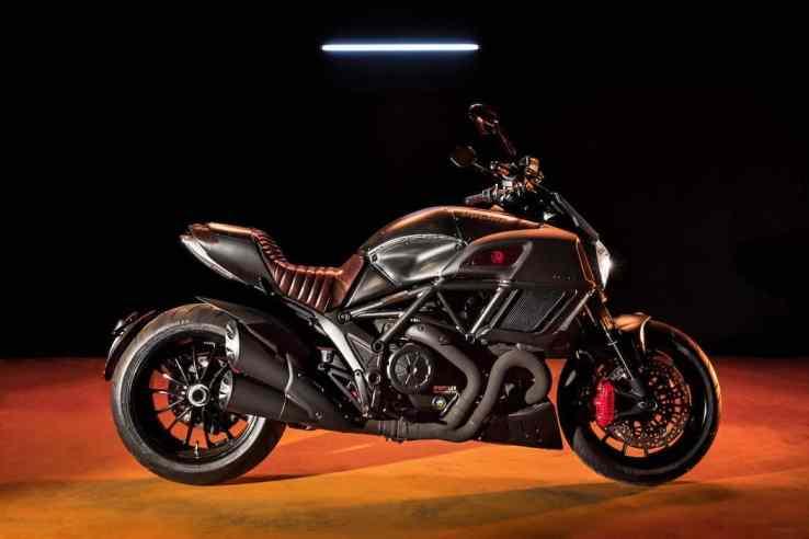 "Ducati y Diesel se asocian para crear la ""Diavel Diesel"""
