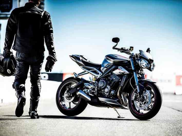 Triumph presenta la motocicleta Street Triple RS 2017
