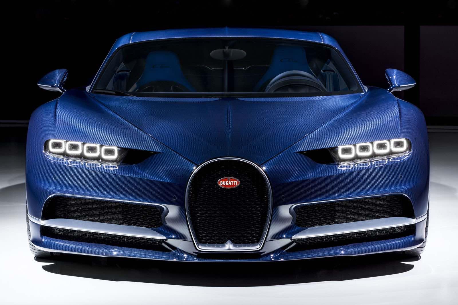 ¡Bugatti ya vendió 250 Chirons! La mitad de su total producción