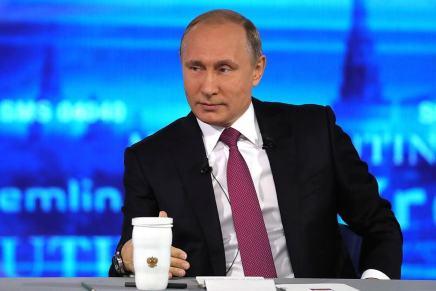 El secreto mejor guardado de Vladimir Putin – el hombre más poderoso del mundo – su mega fortuna personal de $70 mil millones