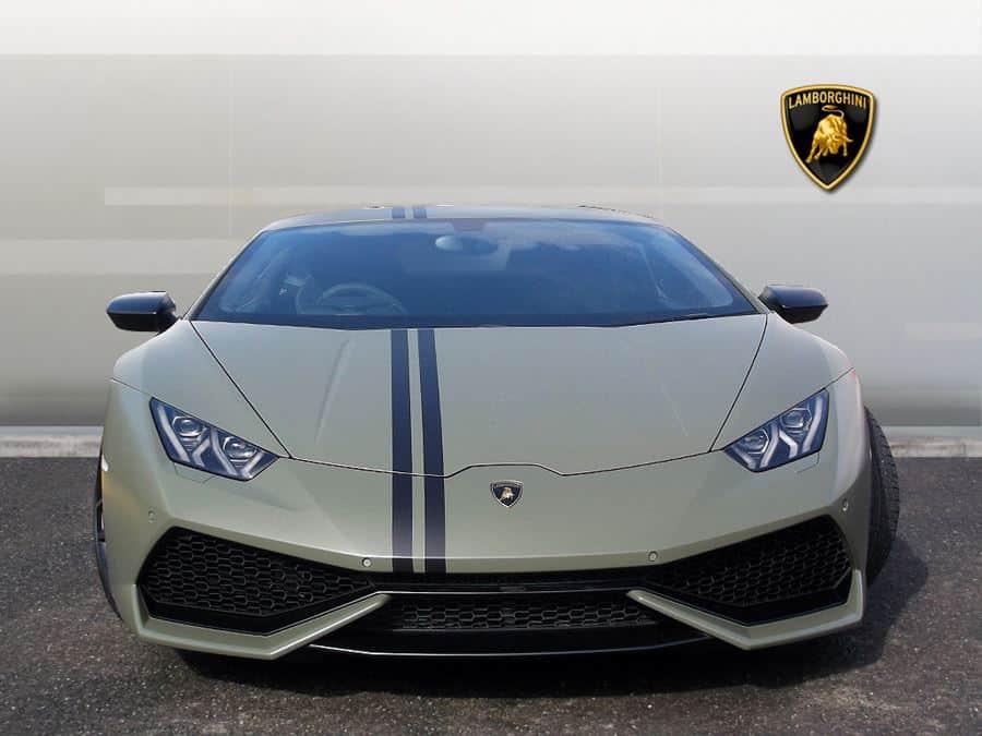 ¿Te gustaría comprar el Lamborghini Huracán 'Avio' de edición muy especial?
