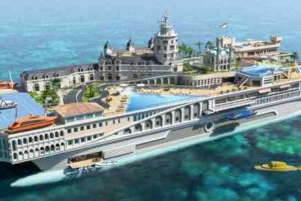 Los 16 lujos más opulentos y extravagantes que solo puedes comprar si eres mega multimillonario