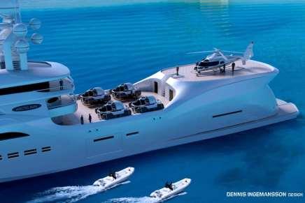 C-Researcher 2: El nuevo juguete acuático de U-Boat Worx perfecto para los mega ricos dueños de súper yates