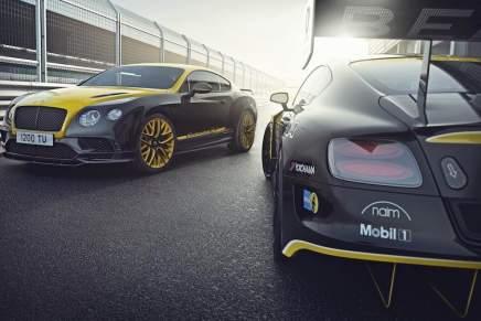 Bentley celebra su regreso al autódromo Nürburgring con el exclusivo Continental 24 Limited Edition de $280.000