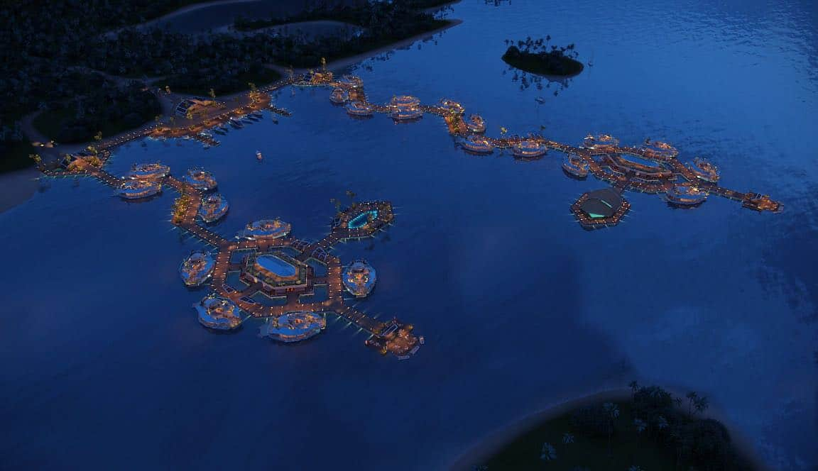 Lo que siempre quisiste ¡Orsos Island! — Por $6 milllones, ahora puedes tener una isla lujosa, moderna y ¡movible!