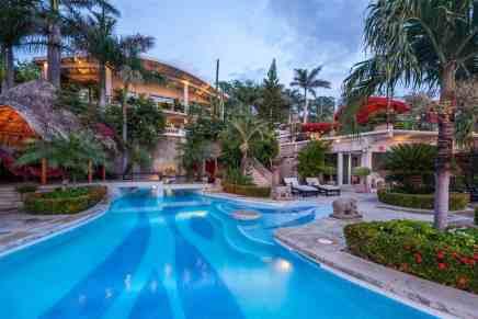 Este pedazo de paraíso frente a la playa con vistas panorámicas a la costa Pacífica de Nicaragua está a la venta por $1,59 millones