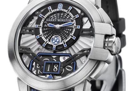 """Así luce el súper lujoso reloj Harry Winston """"Project Z11"""""""