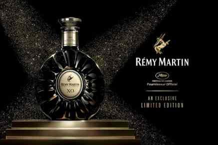 Bajo el reflector, Rémy Martin presenta su nueva edición limitada XO Cannes 2017
