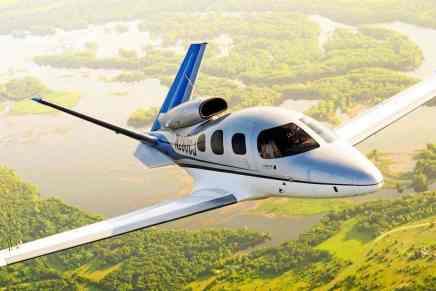 Cirrus Vision Jet, conoce todo sobre el jet privado más barato del mundo