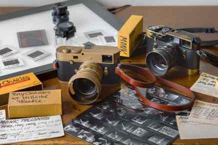 """Leica M """"Jim Marshall"""" Edition, el nuevo set de edición limitada en homenaje al fotógrafo más icónico del rock & roll"""