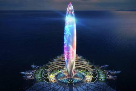 Dubai tendrá el puerto más grande de la región y un espectacular faro