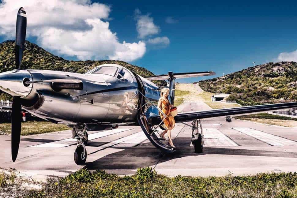 Este es el secreto para triunfar en el negocio de alquiler de jets privados