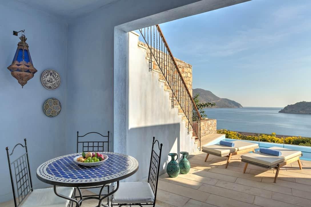 El Blue Palace Resort & Spa, Creta presenta sus nuevas suites de lujo en la isla