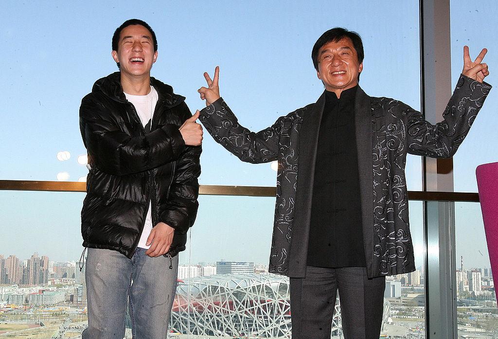 Jaycee, el hijo de Jackie Chan no heredará ¡ni un centavo de su fortuna! valorada en $350 millones